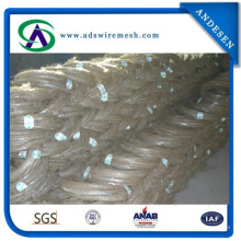 18#, 20#, 22# Electro Galvanzied Iron Wire for Building Binding Wire