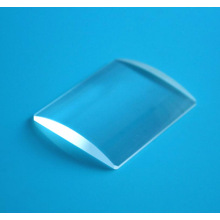 H-K9L/Fused Silica Plano Convex Cylindrical Lens