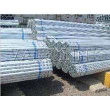 Tubos de acero galvanizado en caliente
