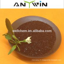 L'usine de fournitures professionnelles chinoises fournit des granulés organiques de haute qualité granulaires