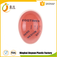 Customized egg thermometer egg timer