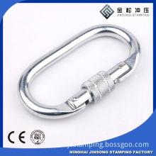 China supplier combination lock carabiner