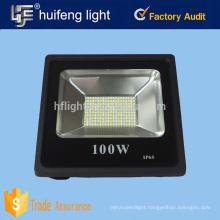 High lumen IP65 waterproof Mean well SMD 100w led flood light