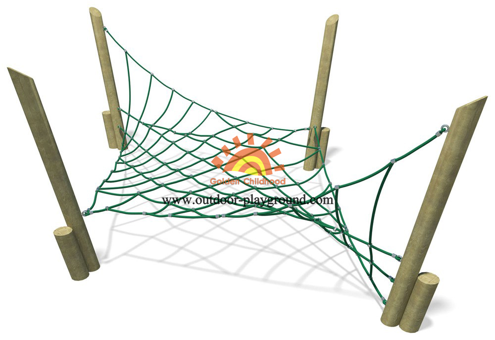 climbing net kids playground set for sale