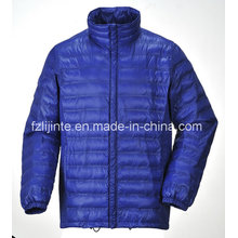 Men′s Winter Fake Down Jacket