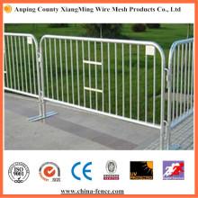 Stahl verzinkte Crowd Control Road Barrier zum Verkauf