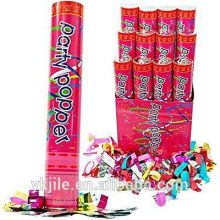 Hot Sales Price Handheld Compressed Air Confetti Cannon
