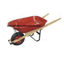 Brouette en bois Wh5400 pour le marché sud-américain