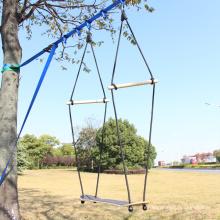 Jeux de jouets d'extérieur Balançoire de planche à roulettes pour aire de jeux