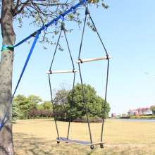 Outdoor Toys Games Playground Skateboard Swing