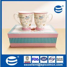 Caneca de Sweety para o presente da promoção, Drinkware cerâmico de alta qualidade