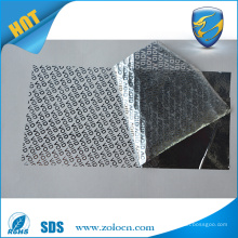 Tamper Evident Material VOID Self-adhesive Sticker material