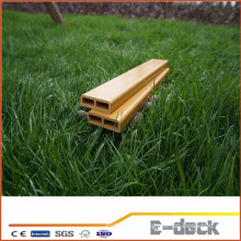 No crack free sample Wpc wood plastic composite outdoor flooring decking with high quality for indoor flooring