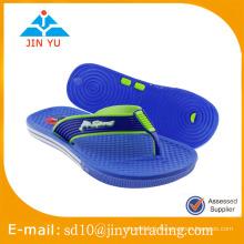2016 Chine usine prix hommes PVC flip flop pantoufle sandalia