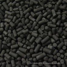 ASTM Iodo 950 mg / g de carvão ativado a base de carvão para purificação do ar