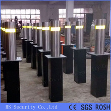 Stainless Steel Car Parking Lot Hydraulic Bollards