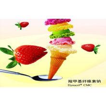 Food Additives Thickeners , Cmc Cas 9004-32-4 , Food / Drilling / Ceramics Grade