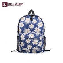HEC Werbe Blue Printed Kinder Schultaschen Rucksack