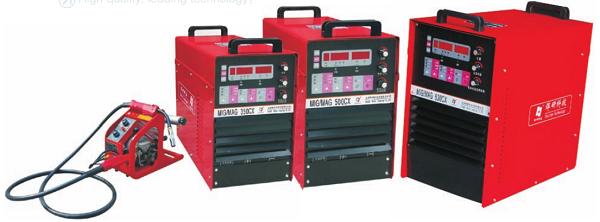 Icbtdigital Migmag Gas Shielded Arc Welding Machine