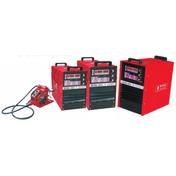 Inverter Digital MIG / MAG Gas-Shielded Welding Machine