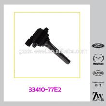 Bobina de ignição de alta qualidade para Mitsubishi 33410-77E2, Suzuki