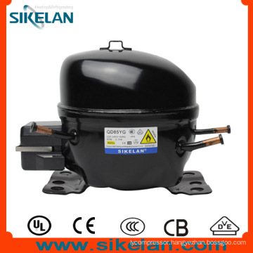 High Efficiency and Low Noise Compressor Qd85yg Communication