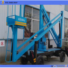 Aerial Work Self-Drive Articulating Boom Lifts