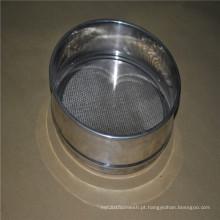 250 peneiras de aço inoxidável do teste do filtro da malha do solo / malha da malha do mícron
