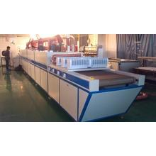 Industrial IR Conveyor Curing Machine
