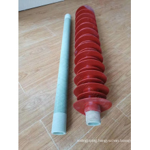 Epoxy Resin Fiber Glass Fuse Wind Hollow Tube for Fuse Cutout