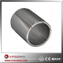 N35 R50Xr35X20mmX30deg Arc Neodymium Magnet