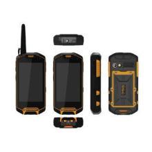 MTK6577 Dual Core 8MP Walkie Talkie Cell Phones Water Resis