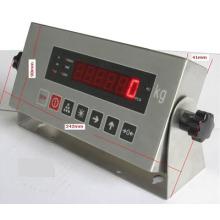 Indicateur numérique en acier inoxydable CE