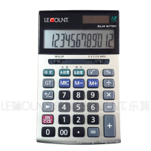 12 Digits Office Calculator with Optional En & Jp Tax Function (LC228T-JP)