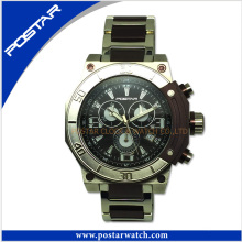 Psd-2803 Generous Mutifunction High Quality Quartz Wrist Watch