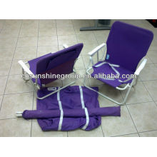 Plegar la silla de playa barato con bolsa de transporte.