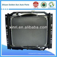 Fatory-direct price all aluminum radiator for dongfeng truck