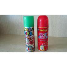Spray para nieve con espuma blanca de fiesta de 250 ml