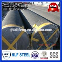 Melhor preço cimento argamassa revestimento tubo de aço para água ou construção