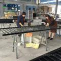 панель декоративная алюминиевая загородка плавательного бассеина фабрики качества стрелка