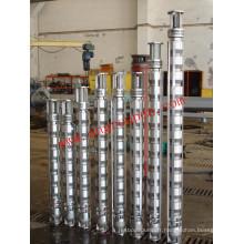 Pompe submersible à puits profond en acier inoxydable