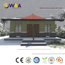 (WAS1001-40Д)стальная структура полуфабрикат/prefab жилых домов для продажи