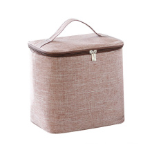 wholesale Aluminum foil Oxford can cooler bag insulated breast milk wine tote bag Multi-function lunch box