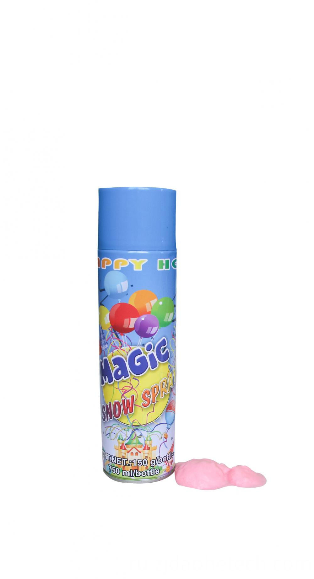 Holi Color Snow Spray