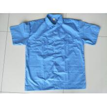 man work shirts workwear short sleeve shirt