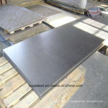 Ni201 (N4) Ni200 (N6) Plaque de nickel pur Plaque de nickel haute pure Ni205