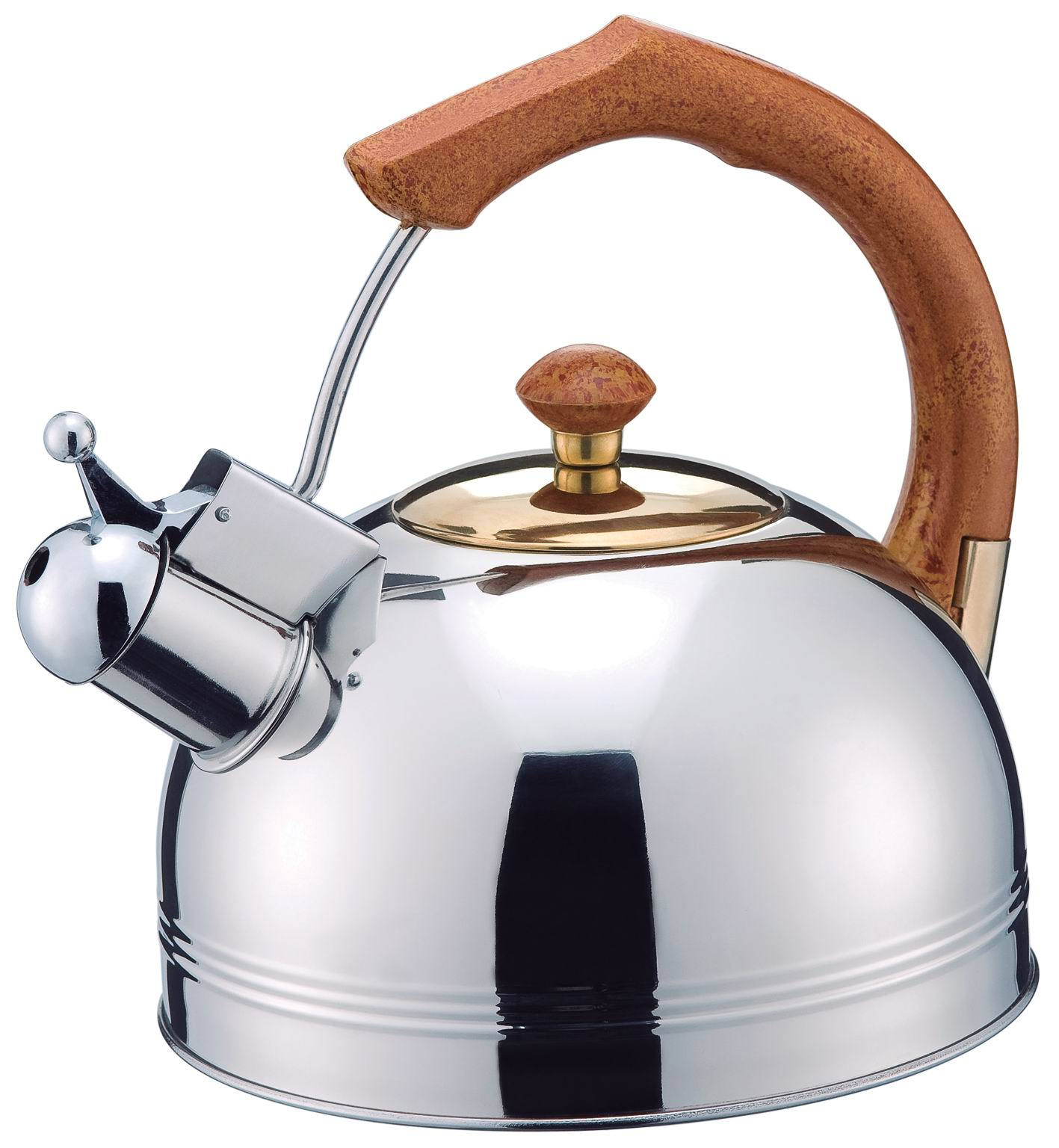 Fix luxury handle  whistling kettle