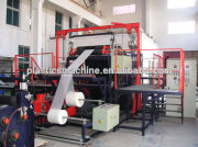 Plastic net packaging machines for manufactuer