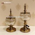 Antique design glass crafts for home decor