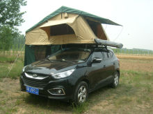 Lightweight Car Roof Tent Family Camping Tent